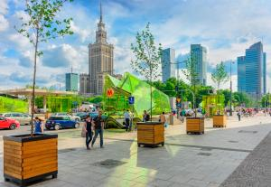 Over PLN 30 million from the EU for Warsaw