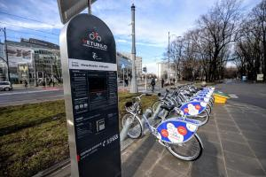 Warsaw residents wish to use Veturilo