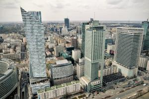 Warsaw becomes a hub for young talent