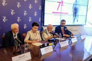 Celebrating the 73rd Anniversary of the Warsaw Uprising