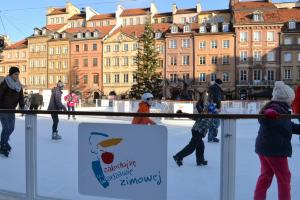 Warsaw's ice skaters can open the new season