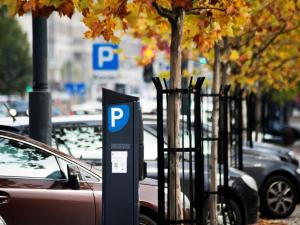 E-parking to save drivers' time. Fot. ZDM
