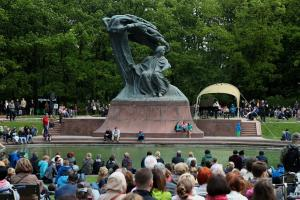 The 59th season of Chopin Concerts at the Royal Łazienki.