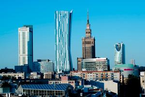 Investments in the Warsaw metropolis