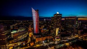 Warsaw among the most competitive cities in the world. Fot. E.Lach