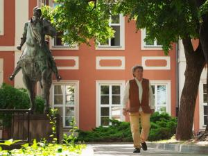 Accidental love. An Italian director fell in love with Warsaw