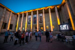 We are waiting for the submissions of institutions for the Night of Museums