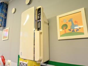 Air purifiers in all pre-schools
