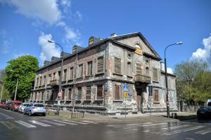 The Konopacki Palace to be modernised and to gain a new function. Fot. R.Motyl