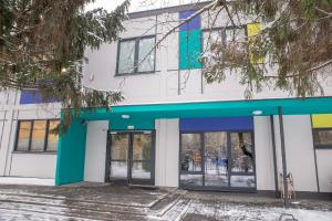 The first modular pre-school in Bielany District