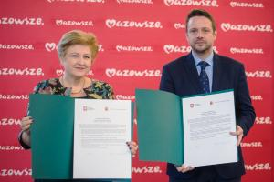 Warsaw making a commitment to improve air quality