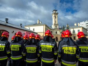 How does a fire start? – an educational film for Warsaw's pupils