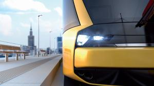 The City of Warsaw signed a contract concerning the supply of new trams.