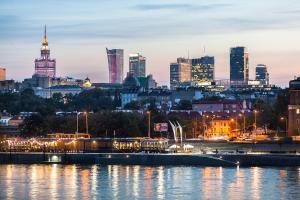 One billion zlotys for the development of Warsaw