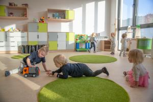 A new day nursery in the Bielany District
