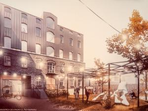 Results of the competition for the Nowa Praga Creativity Centre announced